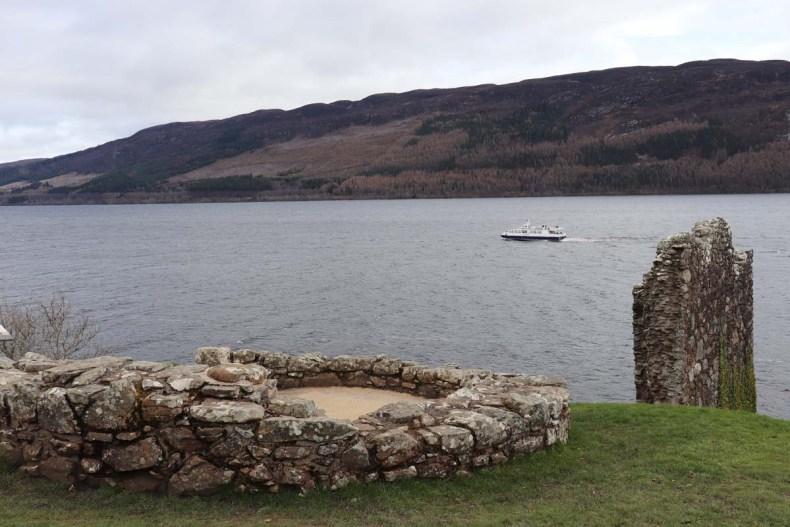 De leukste dingen om te doen in en rond Inverness, boottocht Loch Ness- Map of Joy