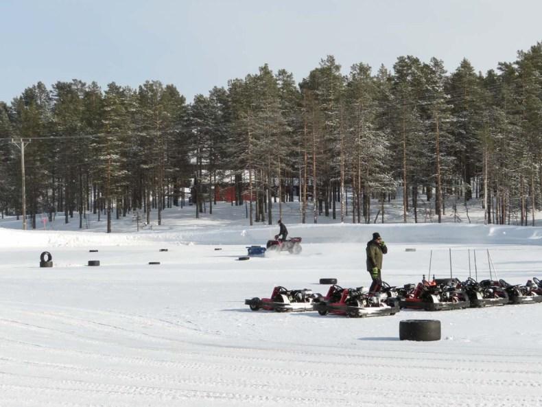 De leukste dingen om te doen in Värmland in de winter, ijsbaankarten - Map of Joy