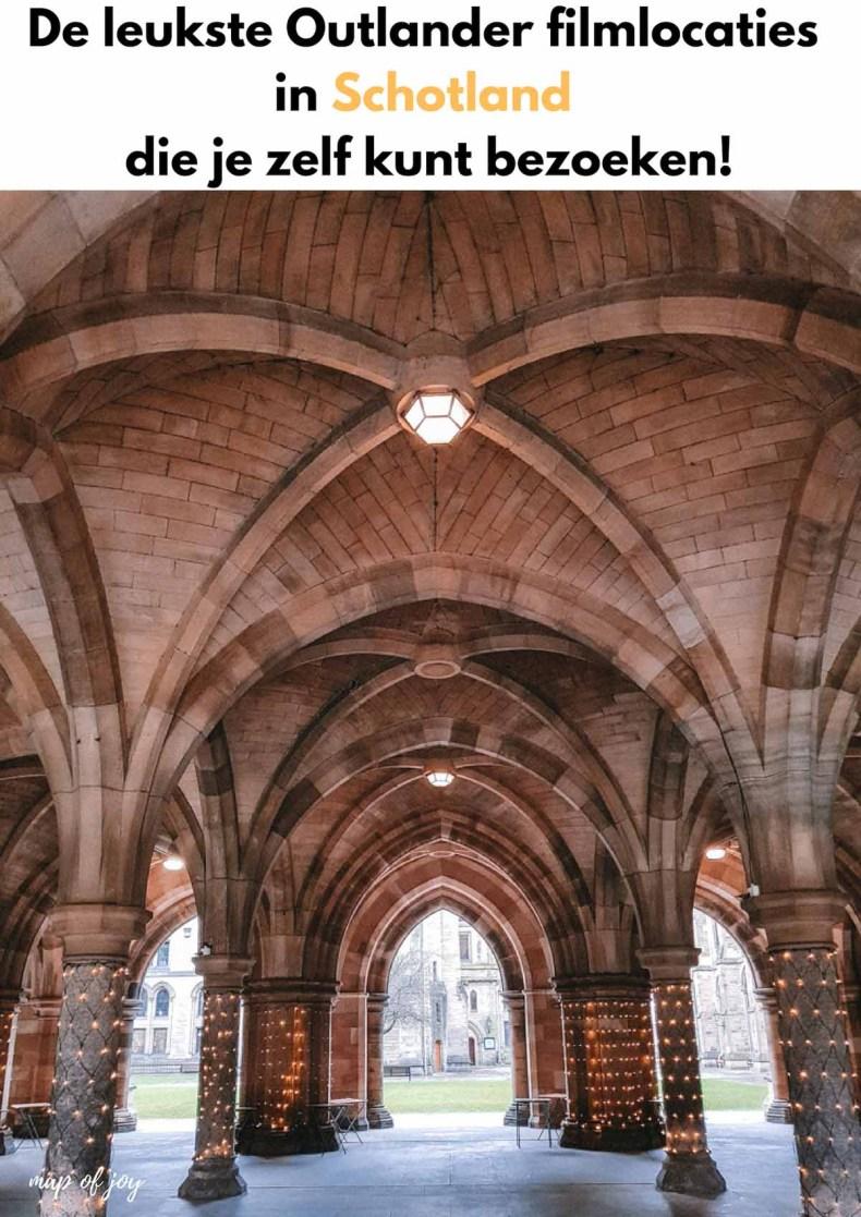 De leukste Outlander filmlocaties in Schotland die je zelf kunt bezoeken - Map of Joy