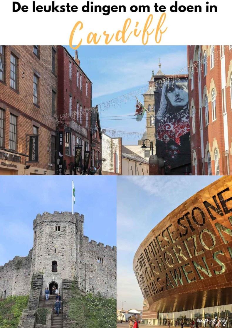 De leukste dingen om te doen in Cardiff - Map of Joy