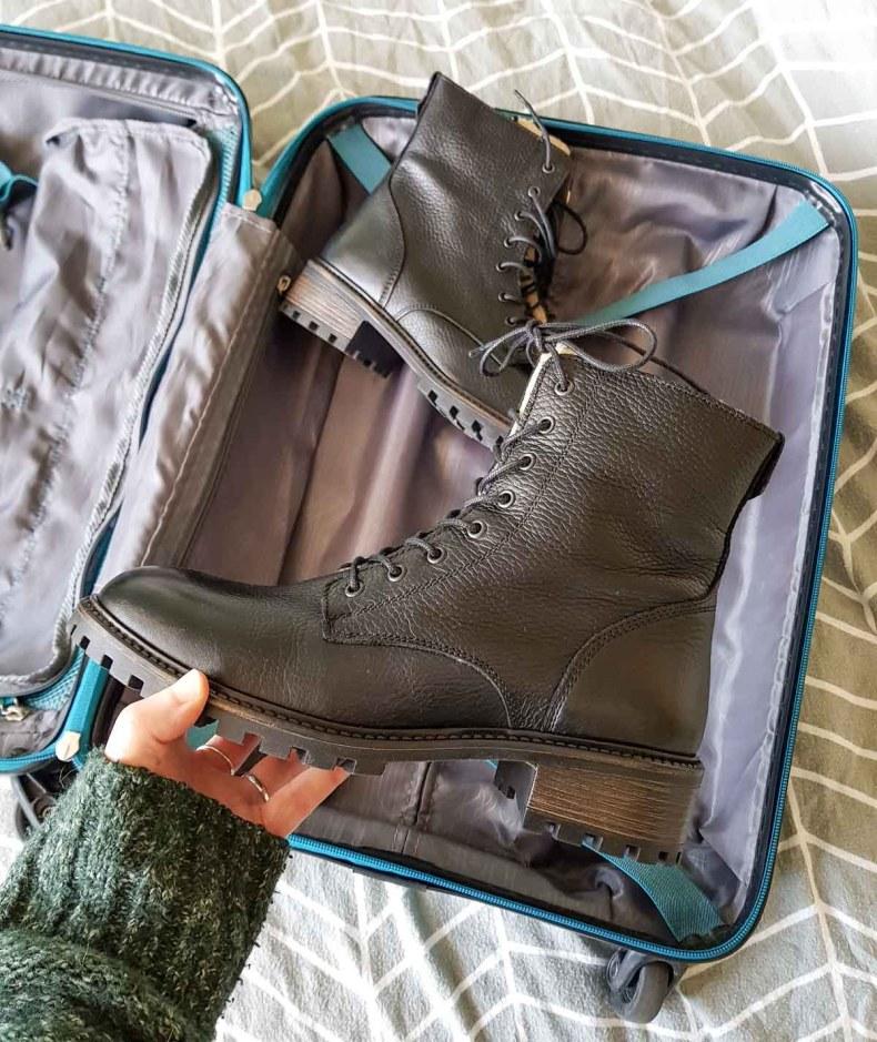3x handige schoenen voor op reis - Map of Joy