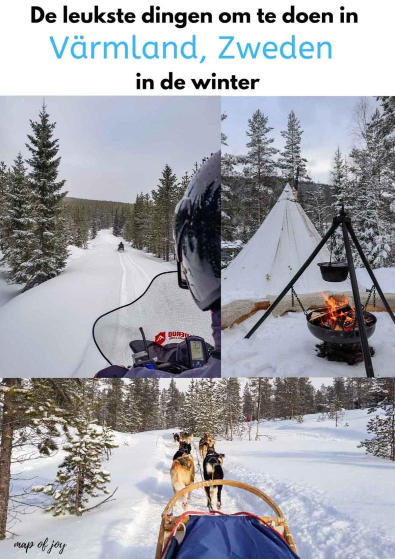 De leukste dingen om te doen in Värmland in de winter - Map of Joy