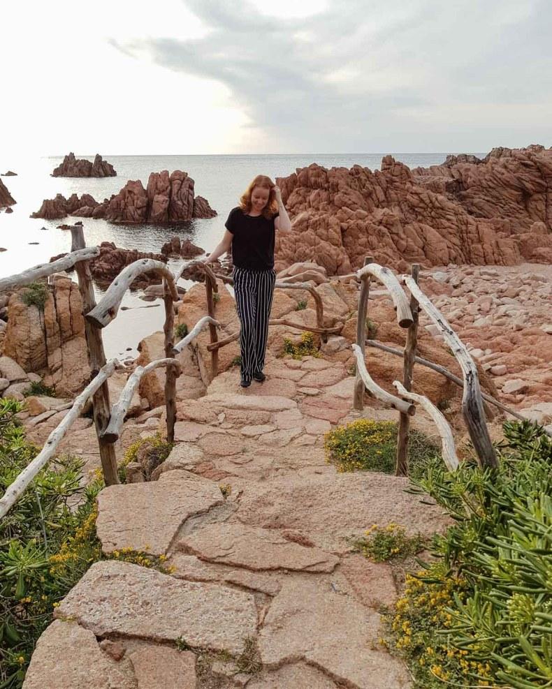 De mooiste plekken van Noord-Sardinië [roadtrip route], Costa Paradiso - Map of Joy