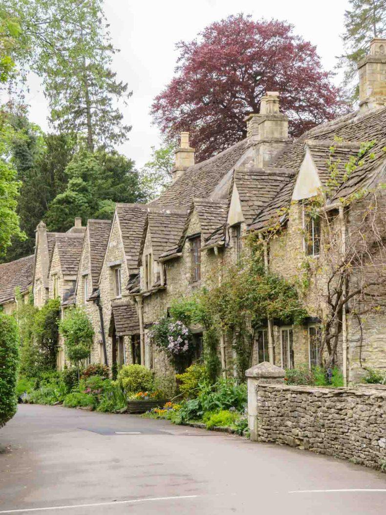 Castle Combe: het mooiste dorp van de Cotswolds! - Map of Joy