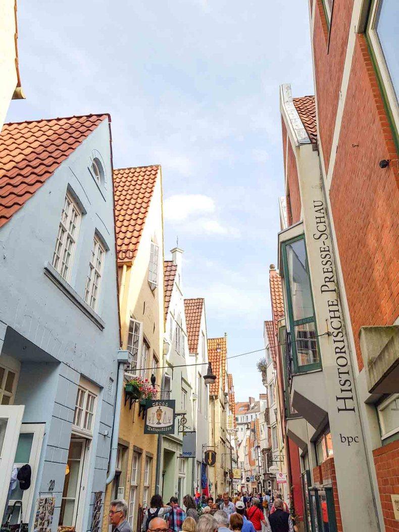 leukste stedentrips in Europa, Bremen - Map of Joy