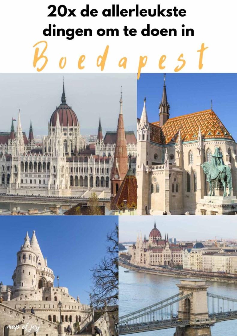 20x de allerleukste dingen om te doen in Boedapest - Map of Joy