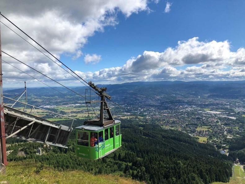 Vakantietips voor de regio Liberec (Noord-Bohemen), Jested - Map of Joy