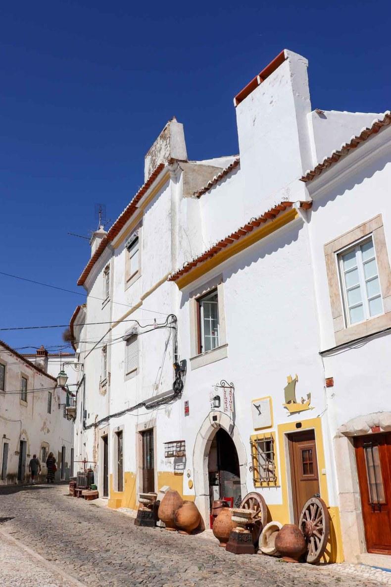 Rondreis Alentejo, Estremoz - Map of Joy