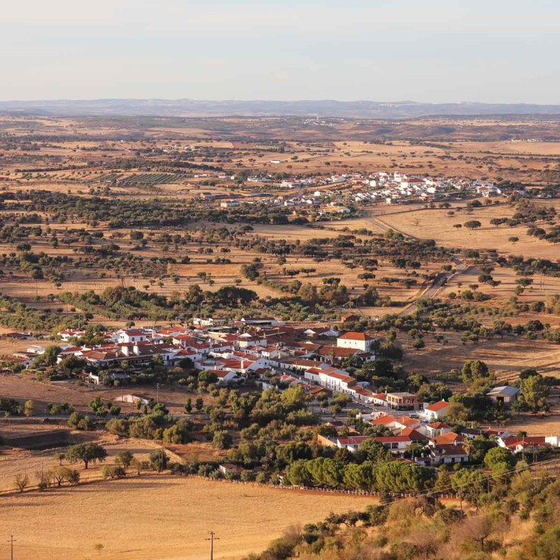 Rondreis Alentejo Portugal, Monsaraz - Map of Joy