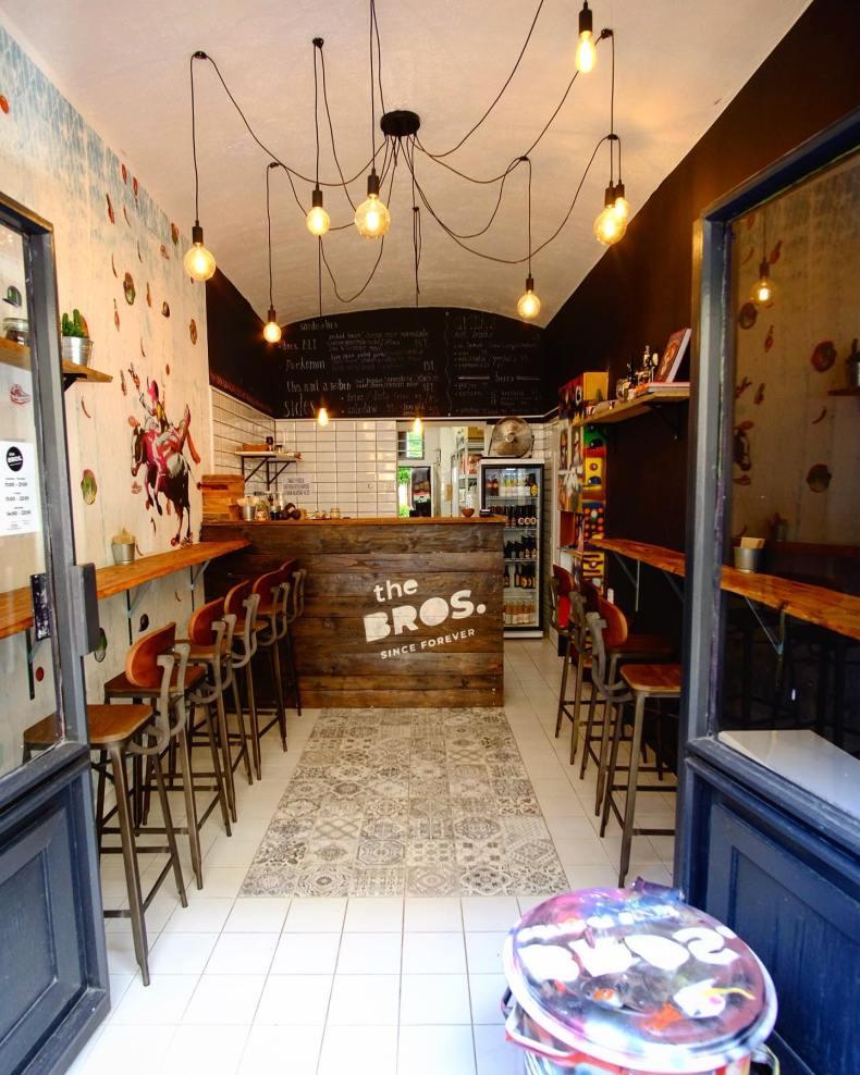 40x leuke, betaalbare food hotspots in Praag - Map of Joy