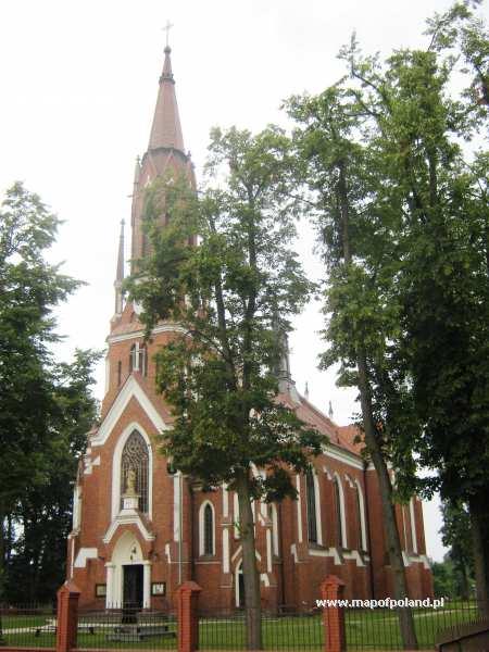 Kościół p.w. Apostołów św. Piotra i Pawła - Łomazy