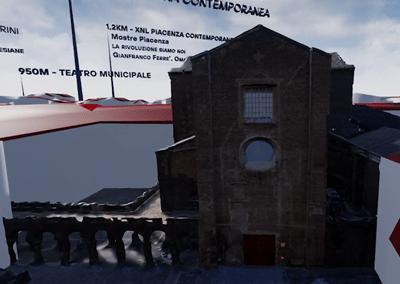 ExCarmine VR – LabAperti Piacenza