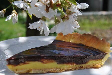 tarte-au-citron-ganache-chocolat