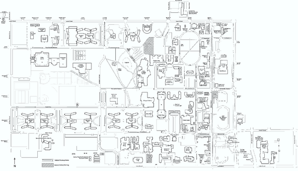 31 wonderful Map Of Colorado State University