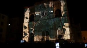 Архитектурный видеомэппинг на фасаде испанского Кафедрального Собора