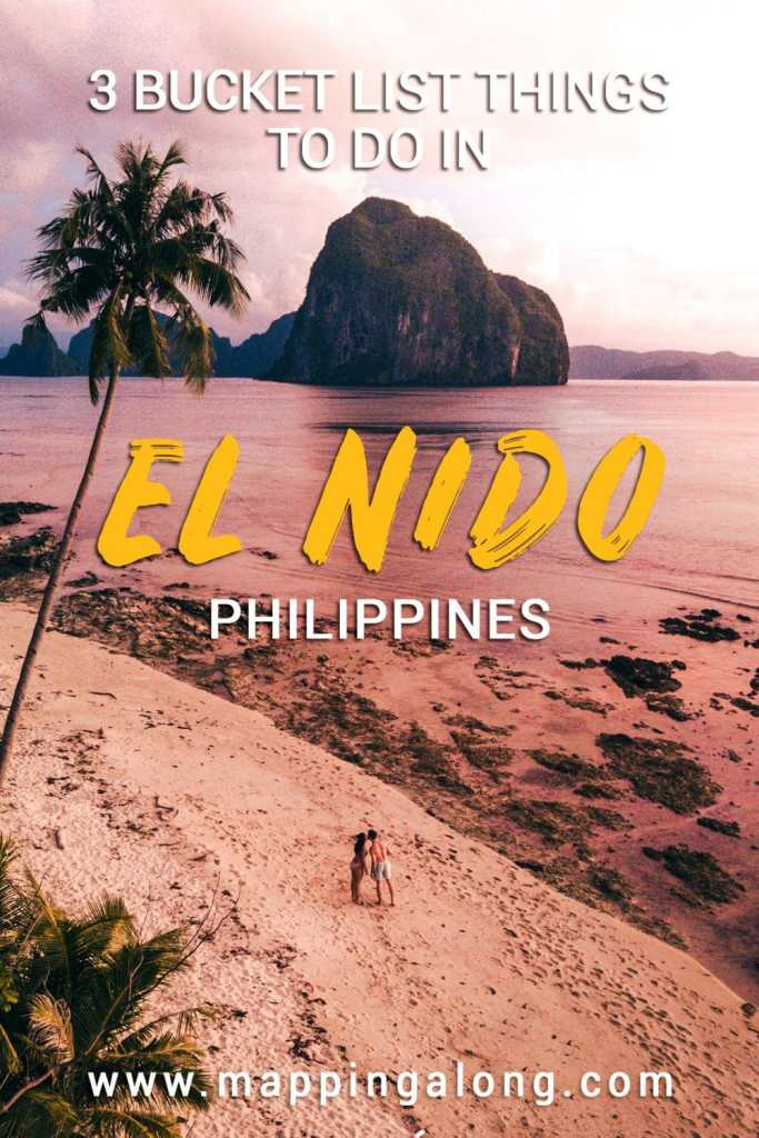 Pinterest artwork el nido palawan philippines travel guide