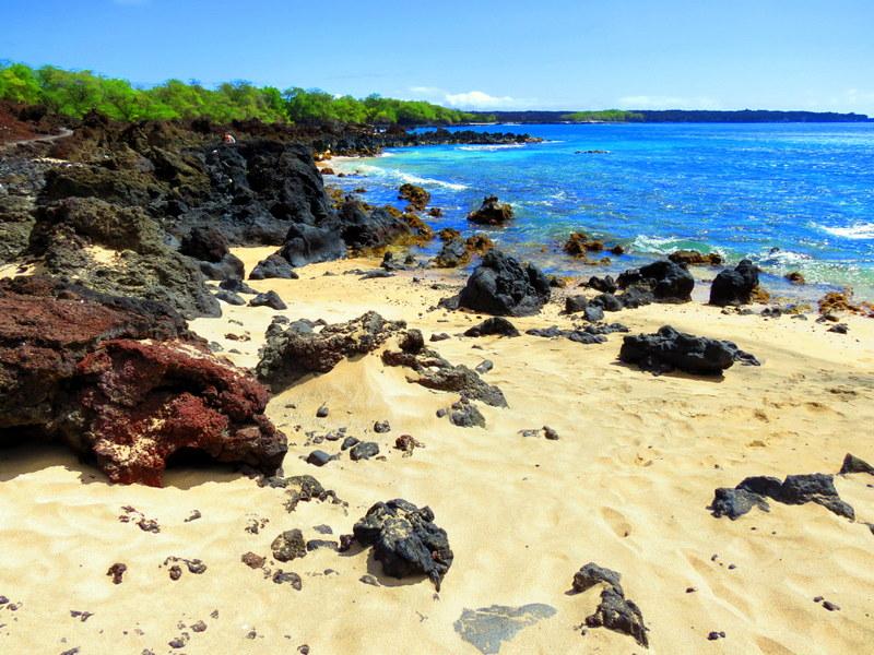 Sunday Snapshot La Perouse Bay Hawaii Mapping Megan