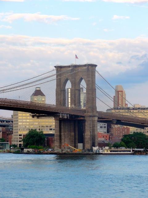 Brooklyn Bridge New York City – One of Americas oldest suspension bridges