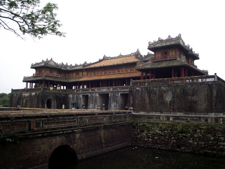 Forbiden city of Hue