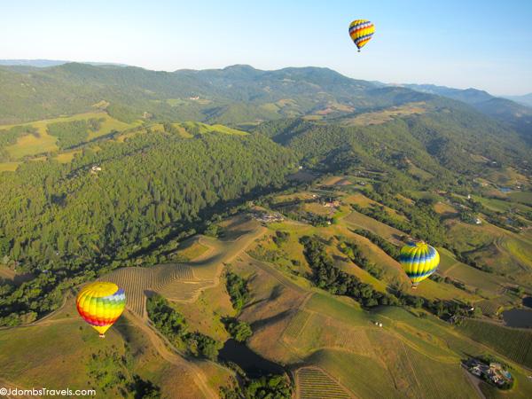 Napa Valley. Photo by Jennifer Dombrowski