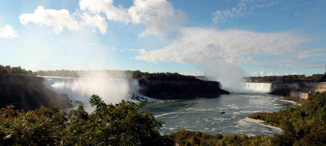 Niagara Falls. Photo by