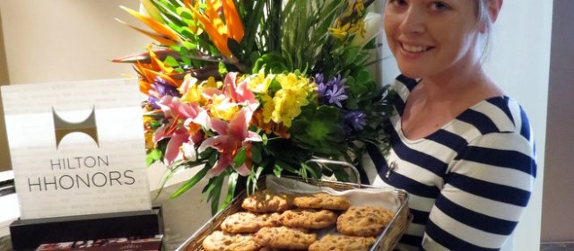 Spreading the Cookie Care in Lima, Peru