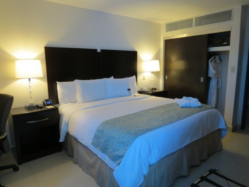 Our stunning suite in Panama.