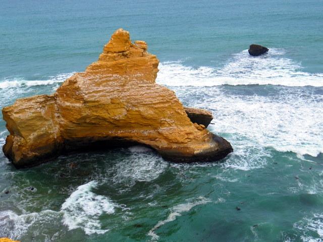 Paracas National Reserve.