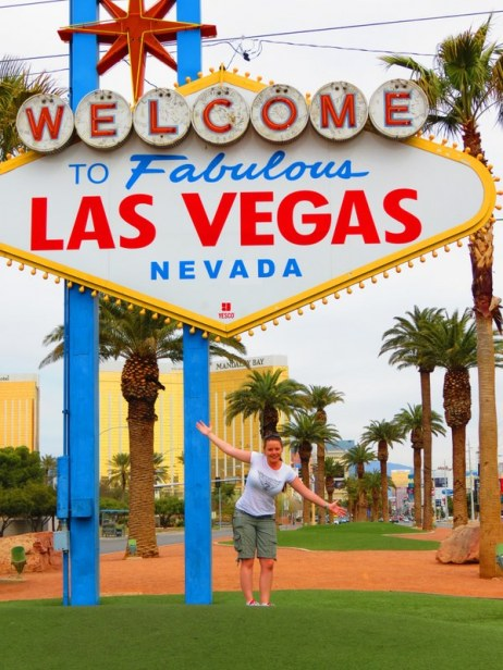 Welcome to the Fabulous Las Vegas!
