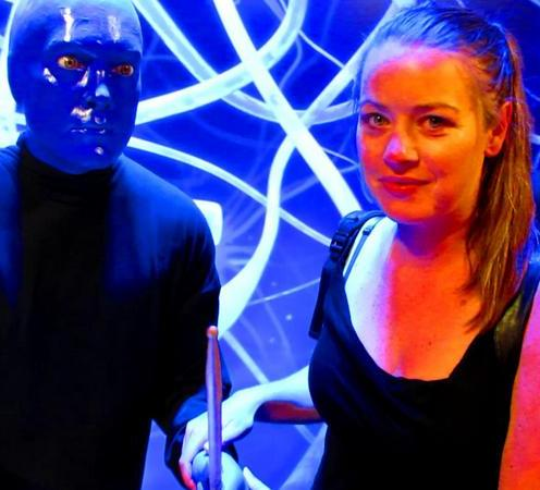 The Blue Man Group