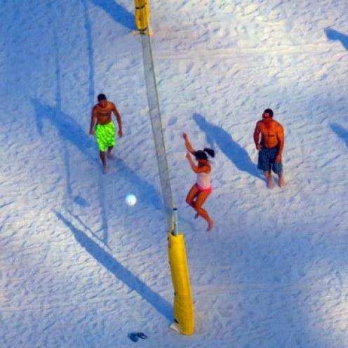 Beach Volleyball!