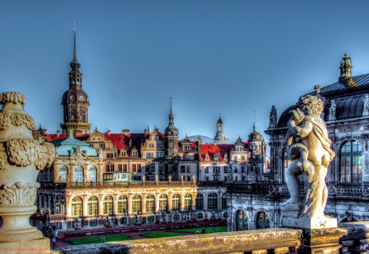 Dresden. Photo Credit: Heribert Pohl