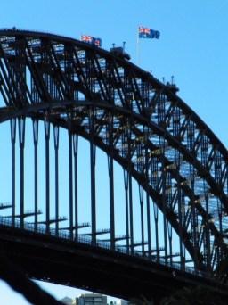 Views of Sydney Harbour Bridge