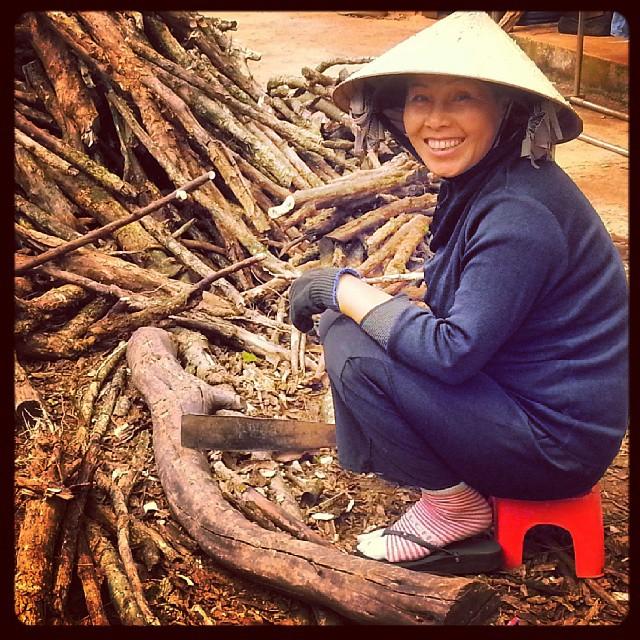 Dalat, Vietnam. Photo by Bryony Holland