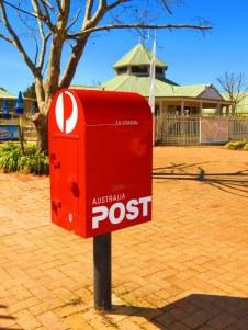 Australian Post.