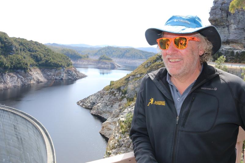 Phil Harris of Aardvark Adventures