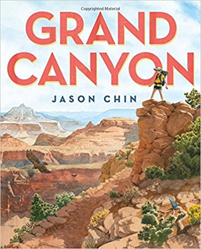 Grand Canyon Amazon Book