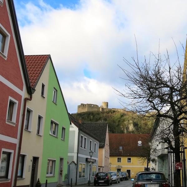 Kallmünz Buildings Castle