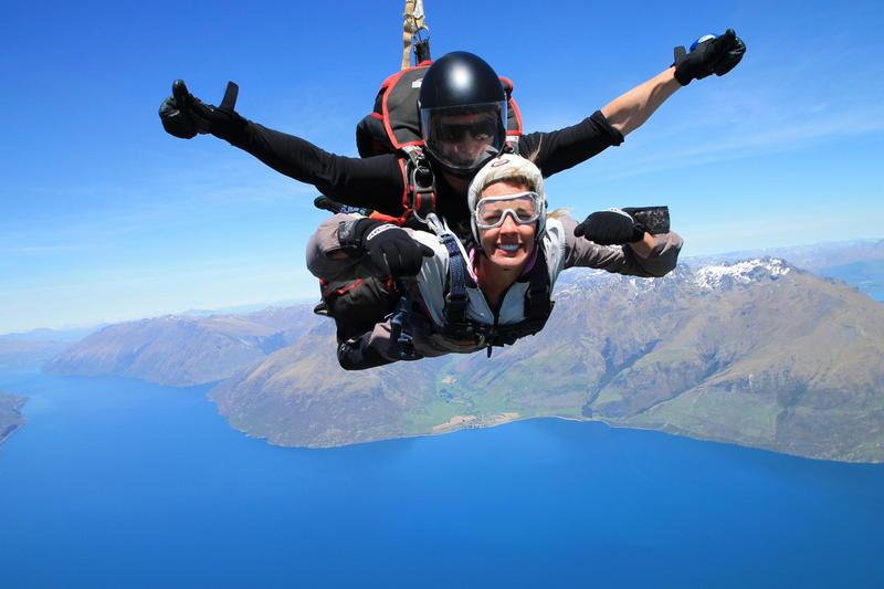 Skydive New Zealand
