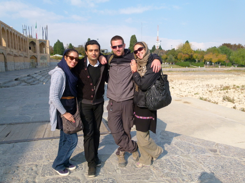 Some awesome friends of ours in Iran.