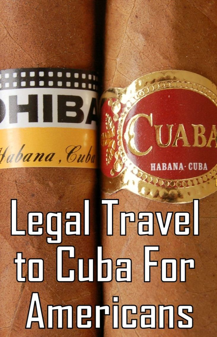 How can I legally travel to cuba