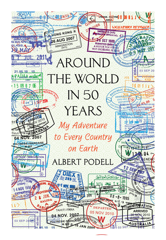 Albert Podell's Adventures in Eating.