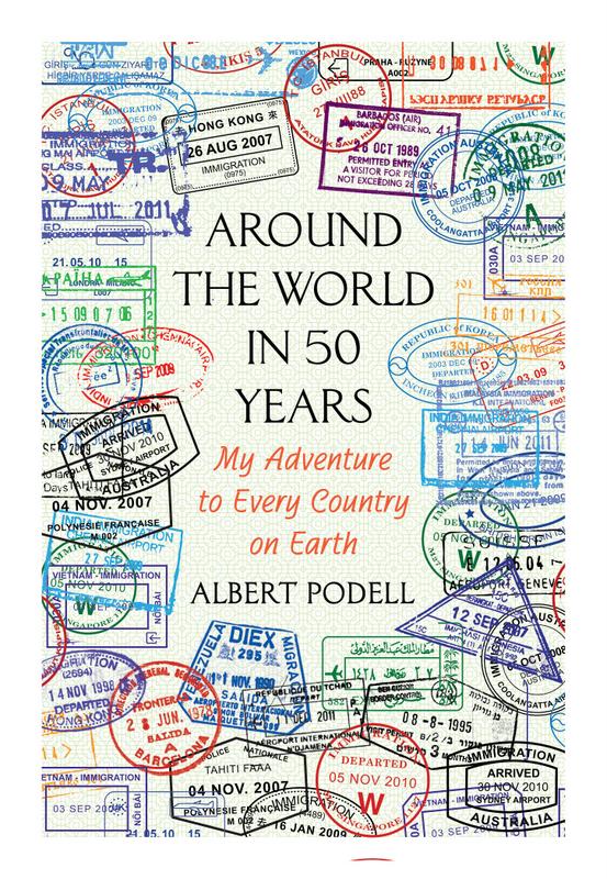 Albert Podell's Adventures in Eating.