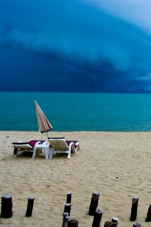 Maenam Beach, Koh Samui, Thailand.