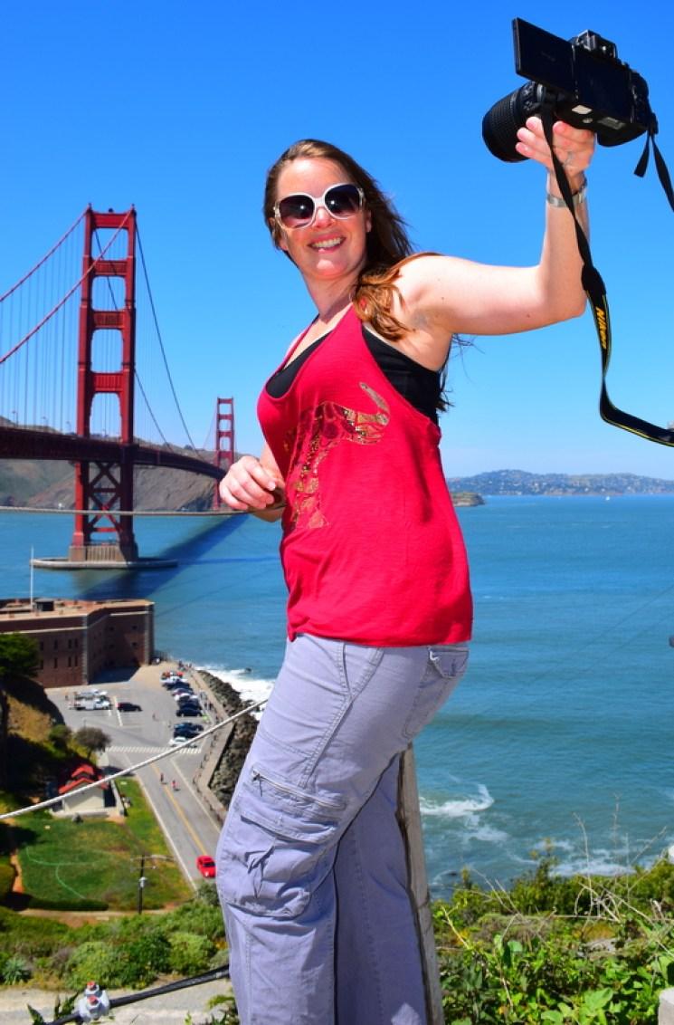 San Fransisco Selfie
