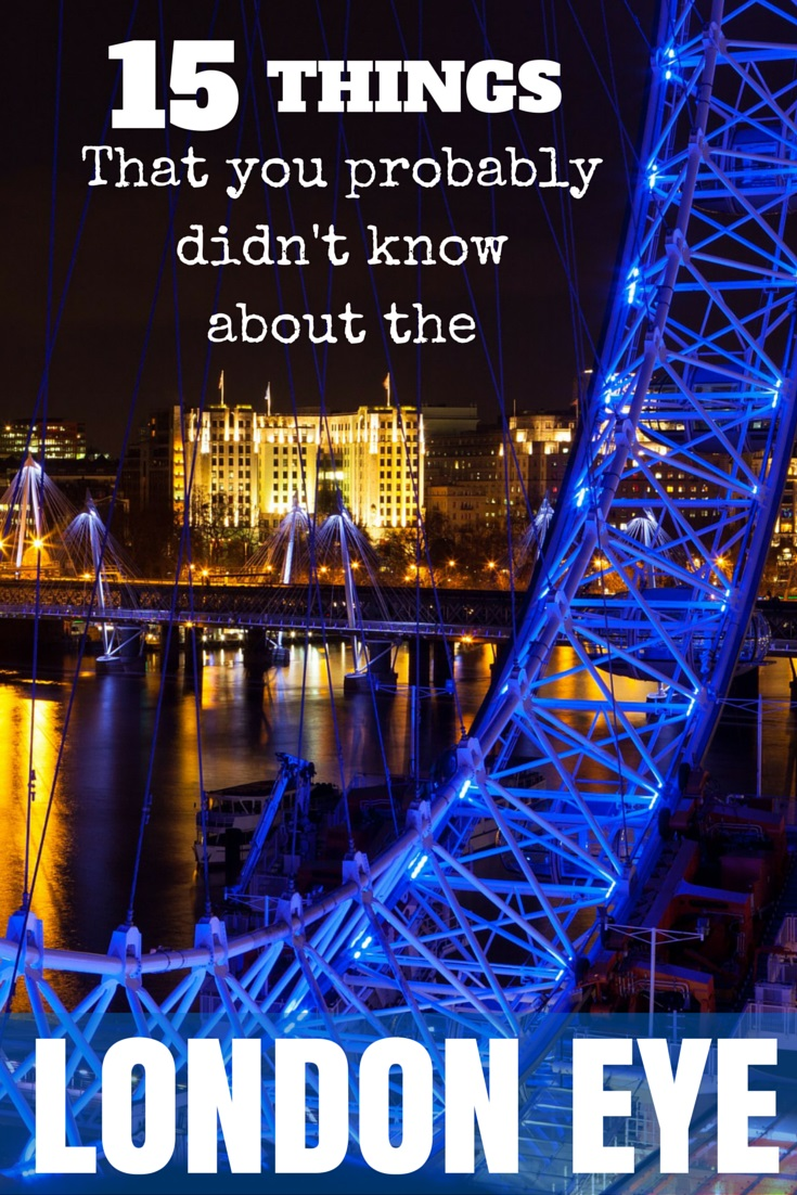 London Eye history and facts