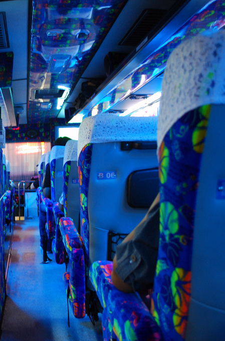 Take the Overnight Bus