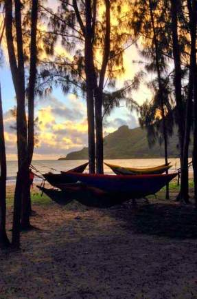 Reasons you should travel with a hammock