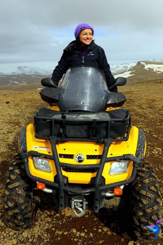 Iceland Quad Bike Safari