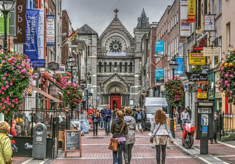 Dublin Ireland RF